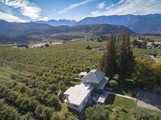 9753 Nibbelink Rd, Peshastin, WA 98847 (MLS #725057) :: Nick McLean Real Estate Group