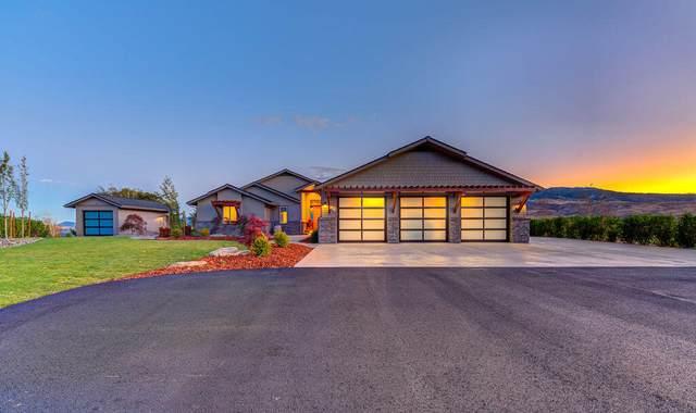 4095 W Eaglerock Dr, Wenatchee, WA 98801 (MLS #725101) :: Nick McLean Real Estate Group