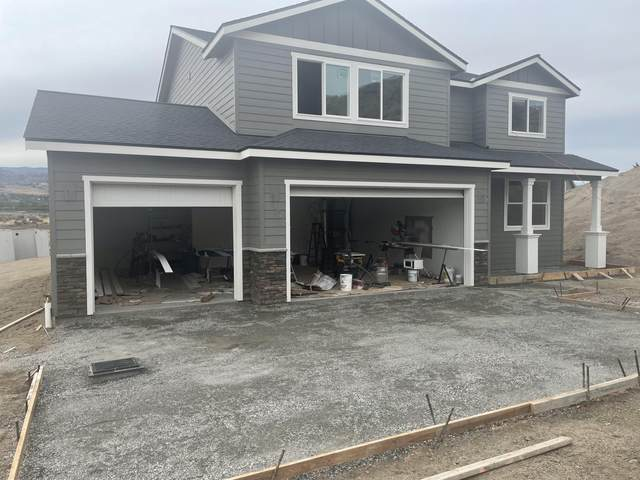 4560 SE Colockum View Dr, East Wenatchee, WA 98802 (MLS #725103) :: Nick McLean Real Estate Group