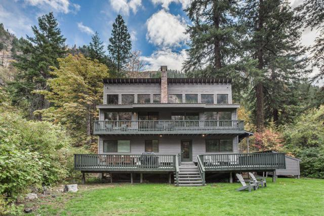 13933 State Hwy. 2, Leavenworth, WA 98826 (MLS #708221) :: Nick McLean Real Estate Group