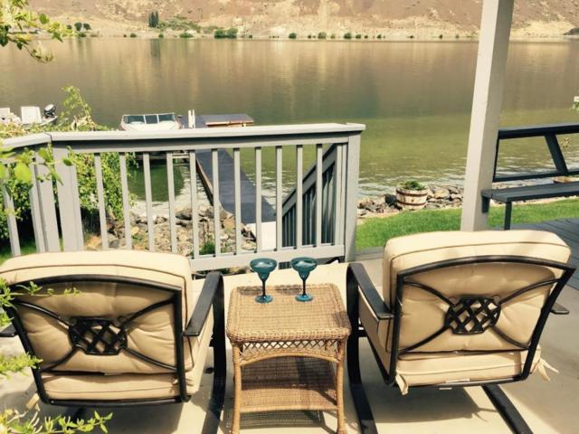 32746 NE Lakeshore Dr, Coulee City, WA 99115 (MLS #713029) :: Nick McLean Real Estate Group