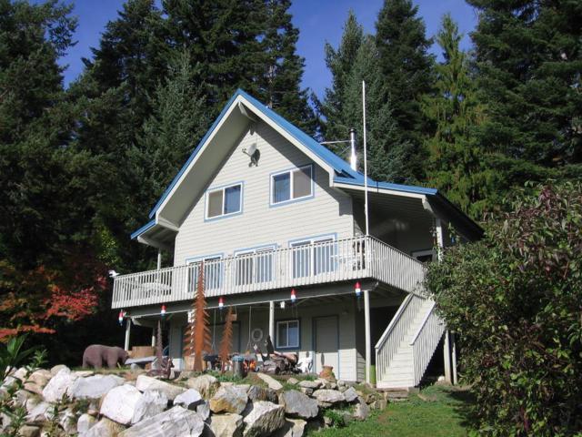 14623 Fish Lake Road, Leavenworth, WA 98826 (MLS #713369) :: Nick McLean Real Estate Group