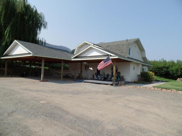 3751 Luebber Ln, Malaga, WA 98828 (MLS #713886) :: Nick McLean Real Estate Group