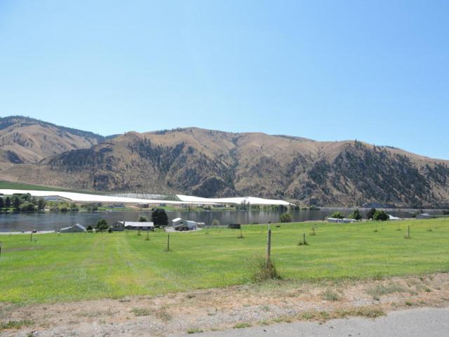 45 Sackett Glen Lot 13 Ln, Chelan, WA 98816 (MLS #713952) :: Nick McLean Real Estate Group