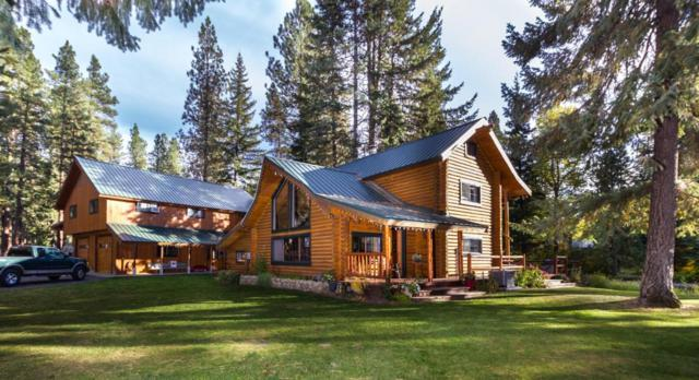 2630 Kinnikinnick Drive, Leavenworth, WA 98826 (MLS #714320) :: Nick McLean Real Estate Group