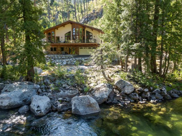 7001 Icicle Rd, Leavenworth, WA 98826 (MLS #714333) :: Nick McLean Real Estate Group