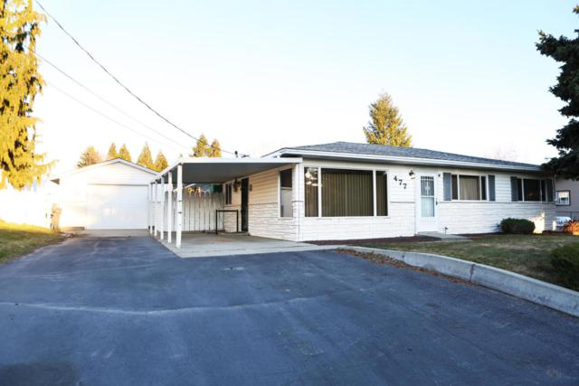 477 N Kentuckey, East Wenatchee, WA 98802 (MLS #715207) :: Nick McLean Real Estate Group