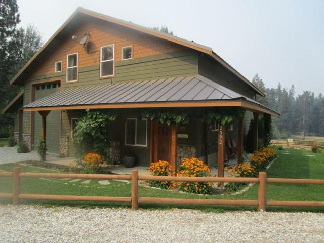 12092 Shugart Flats Road, Leavenworth, WA 98826 (MLS #715636) :: Nick McLean Real Estate Group