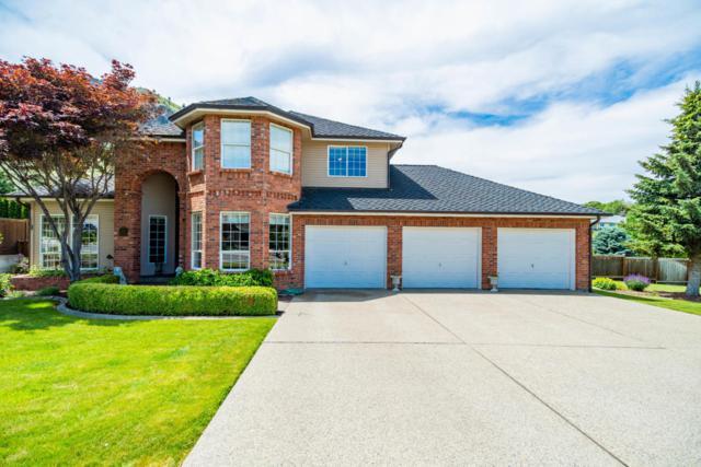 1320 Saddlerock Dr, Wenatchee, WA 98801 (MLS #715938) :: Nick McLean Real Estate Group
