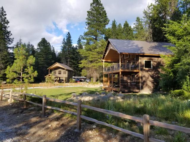 63 and 67 West Shugart Flats Rd, Leavenworth, WA 98826 (MLS #716303) :: Nick McLean Real Estate Group
