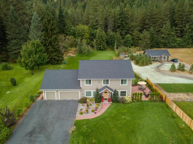 7970 Icicle Rd, Leavenworth, WA 98826 (MLS #716638) :: Nick McLean Real Estate Group