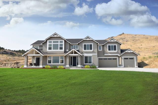 259 Burch Hollow (Lot 10) Ln, Wenatchee, WA 98801 (MLS #716782) :: Nick McLean Real Estate Group