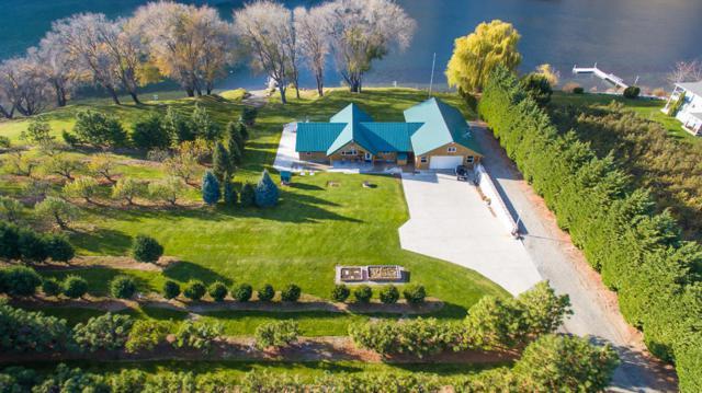 100 Van Winkle Rd, Orondo, WA 98843 (MLS #716959) :: Nick McLean Real Estate Group