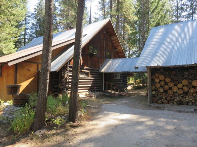 2263 Pine Tree Rd, Leavenworth, WA 98826 (MLS #717056) :: Nick McLean Real Estate Group