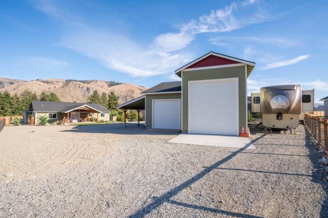 1022 Crest Loop, Entiat, WA 98822 (MLS #717157) :: Nick McLean Real Estate Group