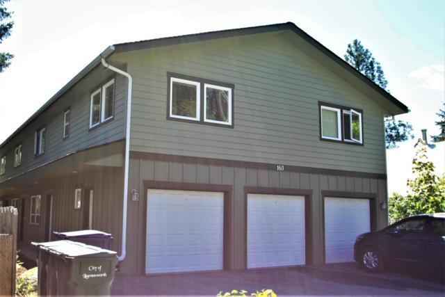163 W Whitman St #1, Leavenworth, WA 98826 (MLS #718558) :: Nick McLean Real Estate Group