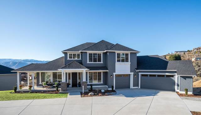 229 Burch Hollow Ln Lot 5, Wenatchee, WA 98801 (MLS #718963) :: Nick McLean Real Estate Group