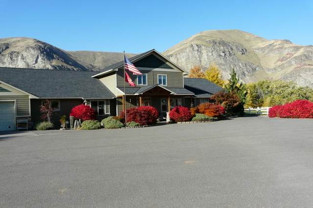 5005 NW Cascade Ave, East Wenatchee, WA 98802 (MLS #720932) :: Nick McLean Real Estate Group