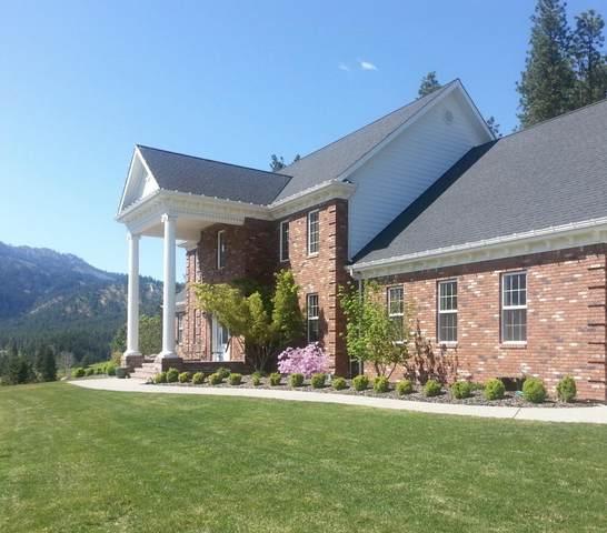 10875 North Rd, Leavenworth, WA 98826 (MLS #720999) :: Nick McLean Real Estate Group
