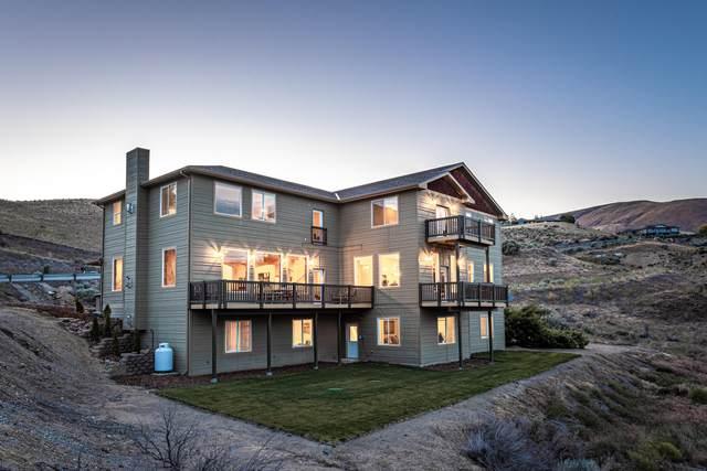 4255 Knowles Rd, Wenatchee, WA 98801 (MLS #721535) :: Nick McLean Real Estate Group