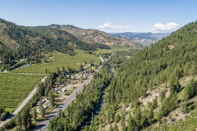00 Hwy 97A, Peshastin, WA 98847 (MLS #721552) :: Nick McLean Real Estate Group