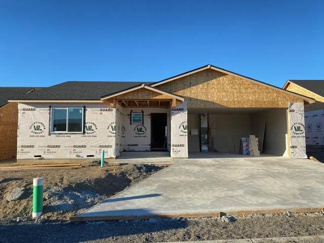 2255 S Mystical Loop, East Wenatchee, WA 98802 (MLS #722439) :: Nick McLean Real Estate Group