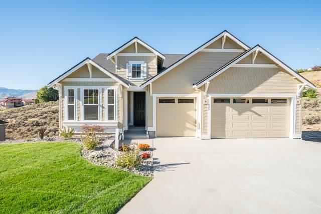 95 Lone Ram Ln, Wenatchee, WA 98801 (MLS #722634) :: Nick McLean Real Estate Group