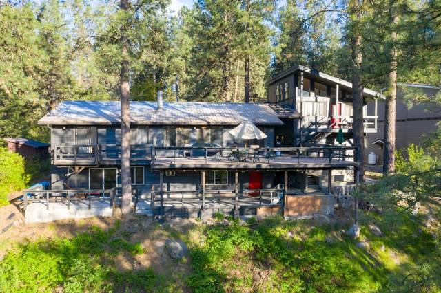 11668 River Bend Dr, Leavenworth, WA 98826 (MLS #722910) :: Nick McLean Real Estate Group