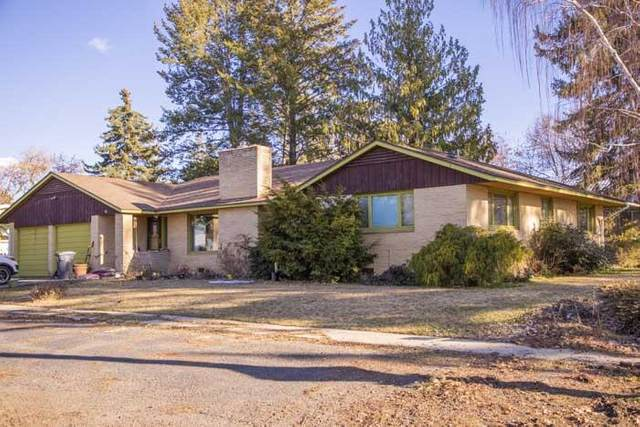 702 E Locust St, Waterville, WA 98858 (MLS #723314) :: Nick McLean Real Estate Group