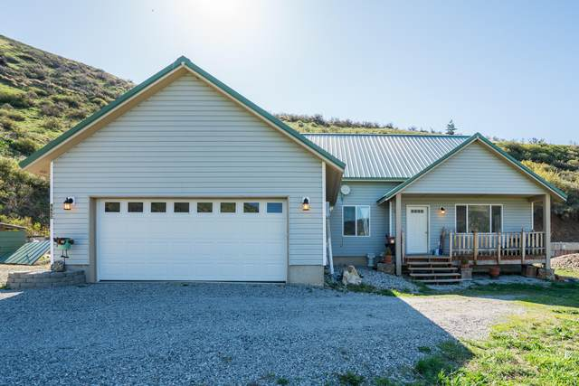 9650 Olalla Canyon Rd, Cashmere, WA 98815 (MLS #723574) :: Nick McLean Real Estate Group