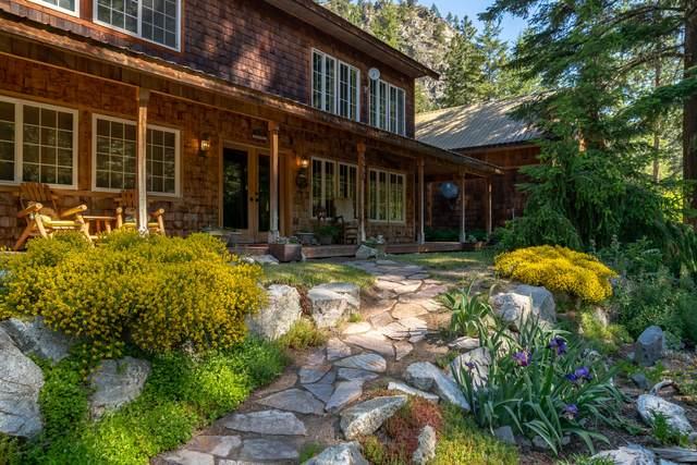 4650 Navarre Coulee Rd, Chelan, WA 98816 (MLS #723966) :: Nick McLean Real Estate Group
