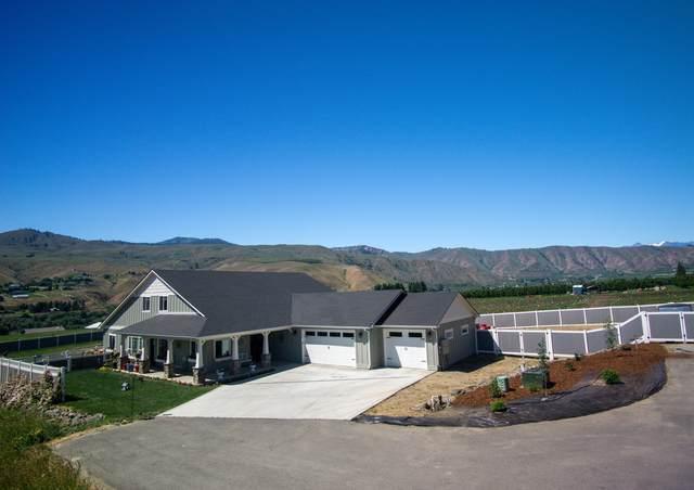 61 Joshua Ln, Wenatchee, WA 98801 (MLS #724037) :: Nick McLean Real Estate Group