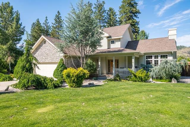 11752 D Anjou Ln, Leavenworth, WA 98826 (MLS #724046) :: Nick McLean Real Estate Group
