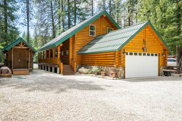 21103 Lariat Rd, Leavenworth, WA 98826 (MLS #724070) :: Nick McLean Real Estate Group