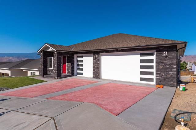 2458 Berkley Loop, East Wenatchee, WA 98802 (MLS #724421) :: Nick McLean Real Estate Group