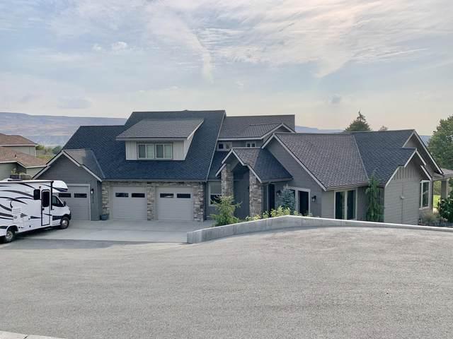 1924 Maiden Ln, Wenatchee, WA 98801 (MLS #724661) :: Nick McLean Real Estate Group