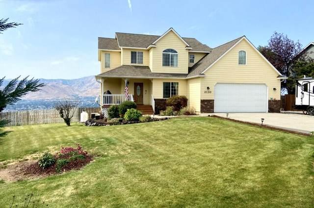 2130 Inglewood Dr, East Wenatchee, WA 98802 (MLS #724698) :: Nick McLean Real Estate Group