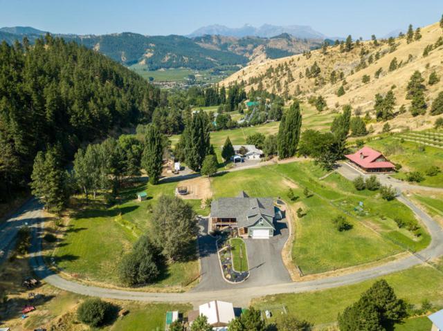 7000 B Olalla Canyon Rd, Cashmere, WA 98815 (MLS #713845) :: Nick McLean Real Estate Group