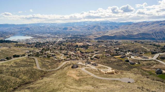 223 Burch Hollow Lane, Wenatchee, WA 98801 (MLS #714541) :: Nick McLean Real Estate Group