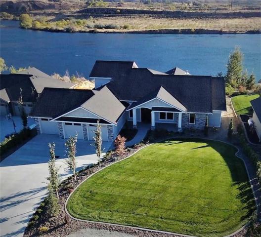 5030 Hurst Landing Rd, Rock Island, WA 98850 (MLS #715967) :: Nick McLean Real Estate Group
