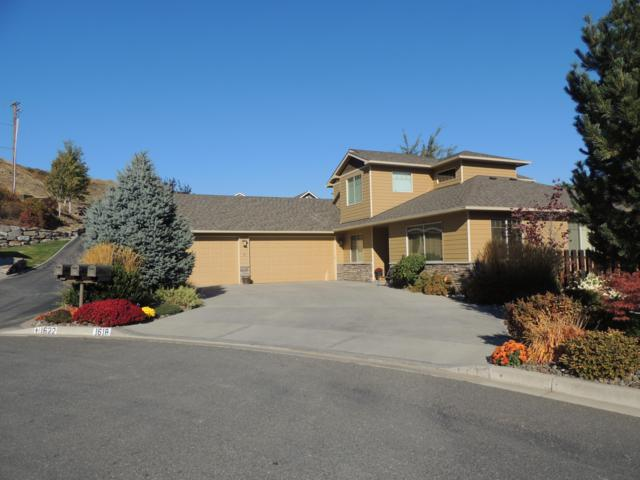 1618 Quail Hollow Ln, Wenatchee, WA 98801 (MLS #717385) :: Nick McLean Real Estate Group