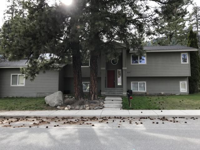 517 Burke Ave, Leavenworth, WA 98826 (MLS #717852) :: Nick McLean Real Estate Group