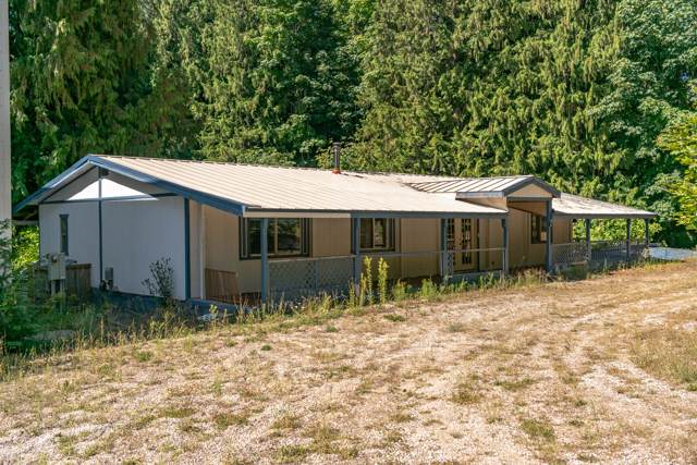 16605 Brown Rd, Leavenworth, WA 98826 (MLS #719483) :: Nick McLean Real Estate Group