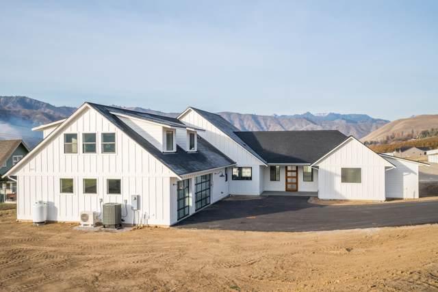132 Diede Hills Ln, Wenatchee, WA 98801 (MLS #720135) :: Nick McLean Real Estate Group