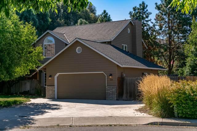 122 Creekside Pl, Cashmere, WA 98815 (MLS #722119) :: Nick McLean Real Estate Group