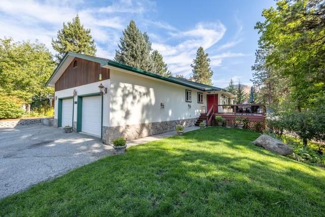1524 Alpensee Strasse, Leavenworth, WA 98826 (MLS #724765) :: Nick McLean Real Estate Group
