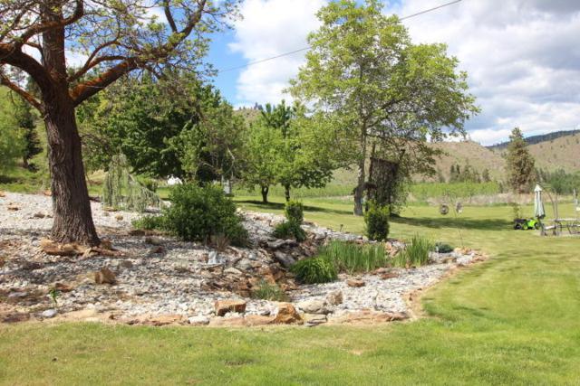 6634 Roaring Creek Rd, Entiat, WA 98822 (MLS #715164) :: Nick McLean Real Estate Group