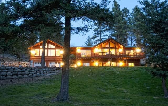 106 Foxy Ln, Leavenworth, WA 98826 (MLS #721358) :: Nick McLean Real Estate Group