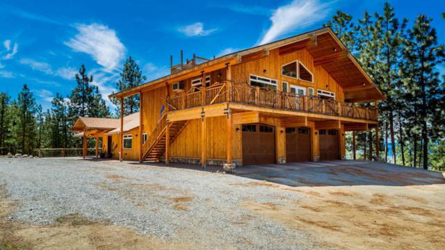 179 Idyll Spurs Ln, Chelan, WA 98816 (MLS #714980) :: Nick McLean Real Estate Group