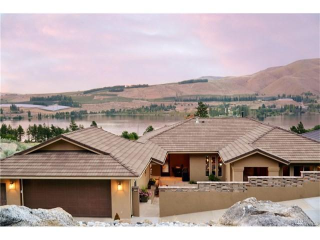 15328 Lakeview St, Entiat, WA 98822 (MLS #714186) :: Nick McLean Real Estate Group